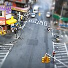 New York City Crossroad by Reinvention