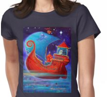 Courtship-2 Womens Fitted T-Shirt