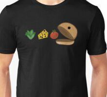 Burger Man Unisex T-Shirt