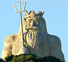 King Neptune    Two Rocks   Western Australia by Lynda Kerr