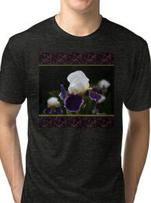 Iris ~ an Elegant Beauty Tri-blend T-Shirt