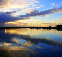 Two Rocks Marina   Western Australia by Lynda Kerr