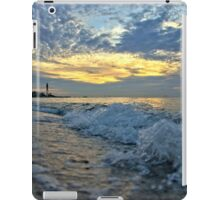A wet point of view iPad Case/Skin