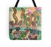 Downtown Eugene Tote Bag