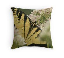 Canadian Tiger Swallowtail Throw Pillow
