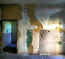 Abandoned Interior by Reinvention