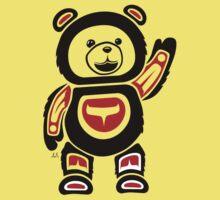 Papa Bear One Piece - Short Sleeve