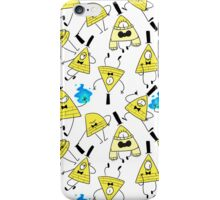 Bill Cipher Pattern iPhone Case/Skin