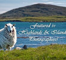 Highlands & Islands Photographers Group Banner by Kasia-D