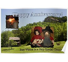 Anniversary ~ Dolls from Gladie Creek Poster