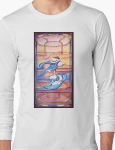 Colour of wind Long Sleeve T-Shirt