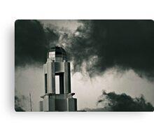Concrete Sky 3 Canvas Print