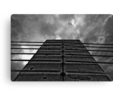 Concrete Sky 5 Canvas Print