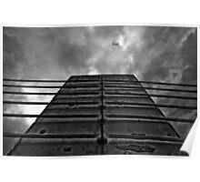 Concrete Sky 5 Poster