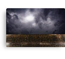 Concrete Sky 7 Canvas Print