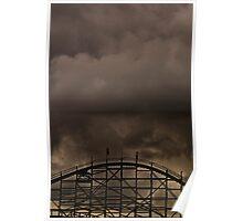 Concrete Sky 12 Poster