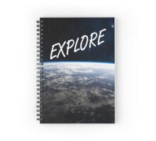 Explore Spiral Notebook