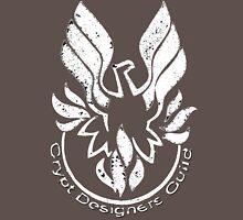 Crypt Designers Guild - Phoenix White Unisex T-Shirt