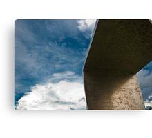 Concrete Sky 20 Canvas Print