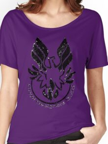Crypt Designers Guild - Phoenix Black Women's Relaxed Fit T-Shirt
