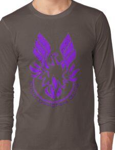 Crypt Designers Guild - Phoenix Purple Long Sleeve T-Shirt