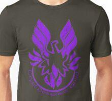 Crypt Designers Guild - Phoenix Purple Unisex T-Shirt