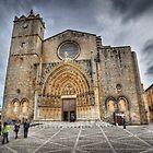 Basilica of Castelló d'Empúries by Josep M Penalver