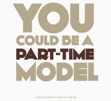 Part-time model by Naf4d
