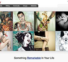 9 September 2010 by The RedBubble Homepage