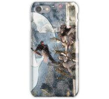 Lann battle  werewolf iPhone Case/Skin