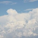 Imagination -What do you see in the clouds by Missy Yoder