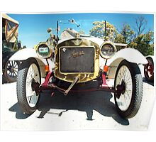 Austin - Pre 1919 Veteran Car Rally - Pakenham, Vic Poster