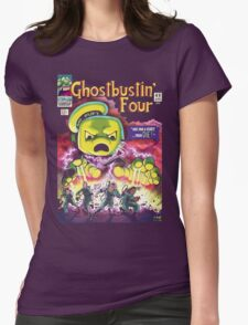 The Ghostbustin Four #49 Womens Fitted T-Shirt