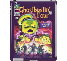 The Ghostbustin Four #49 iPad Case/Skin