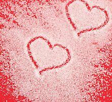 sugar hearts by luigi diamanti