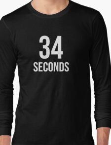 34 Seconds T-Shirt