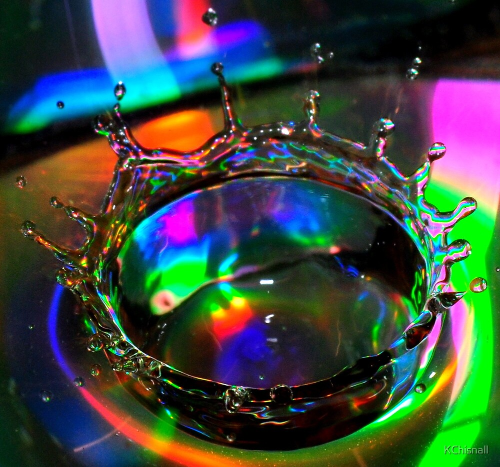 Water Splash by KChisnall