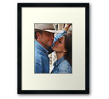 Sweet Nothings #2  Framed Print