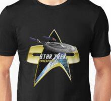 StarTrek Enterprise E Com badge Unisex T-Shirt