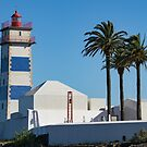 Cascais Lighthouse by newbeltane