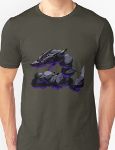 pokemon dark mega steelix anime manga shirt T-Shirt