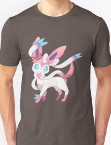 pokemon eevee sylveon anime manga shirt T-Shirt