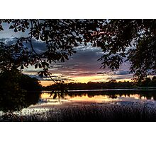 Sunset Point Photographic Print