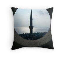 Istanbul 1 Throw Pillow