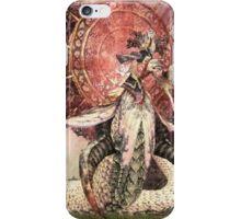 Beakyung the white viper - Jangan cave silkroad iPhone Case/Skin