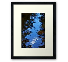 Above from Below Framed Print