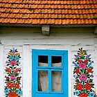 Frangrant Wall Art in Zalipie, Poland by Kutor