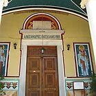 Church door by Maria1606