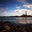 St. Mary's Lighthouse by PaulBradley