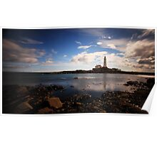 St. Mary's Lighthouse Poster